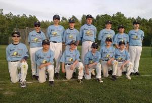 La Squadra Ragazzi A della Ferrarini Crocetta Baseball