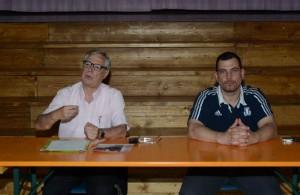 Marco Ferrarini e Massimo Bax