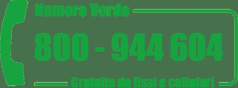 Numero Verde Ferrarini 800944604